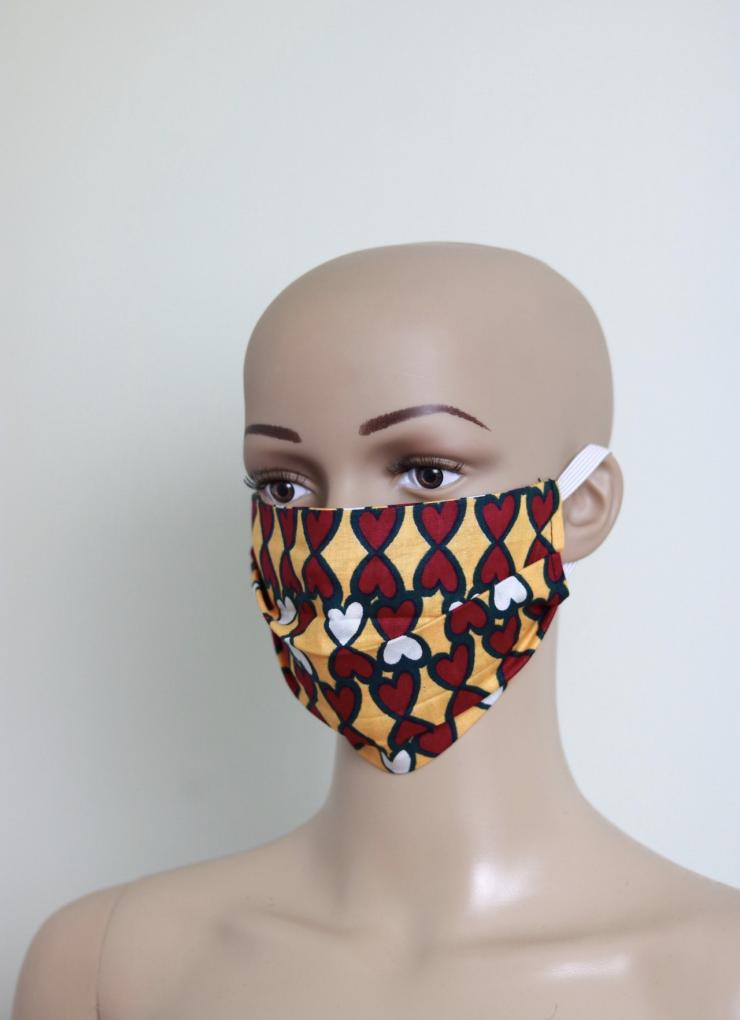Halima Washable Adult Face Mask